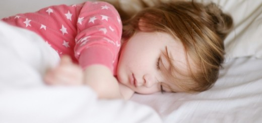 child-sleeping